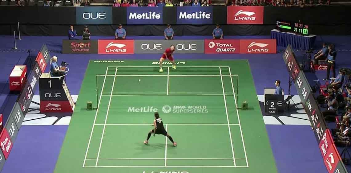 badminton-over