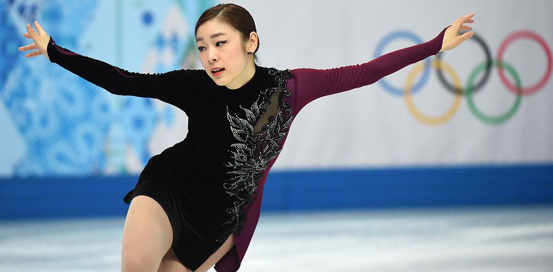 Kim-Yuna-Ice-Skater